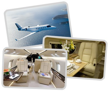 private jets and services